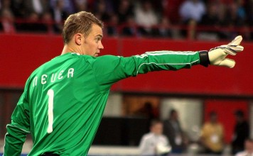 出典: |Wikipedia|http://de.wikipedia.org/wiki/Manuel_Neuer#/media/File:Manuel_Neuer,_Germany_national_football_team_%2806%29.jpg