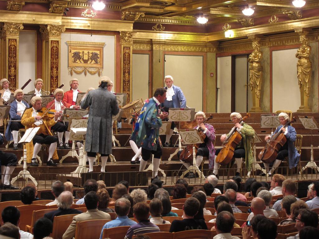 Mozart Musik