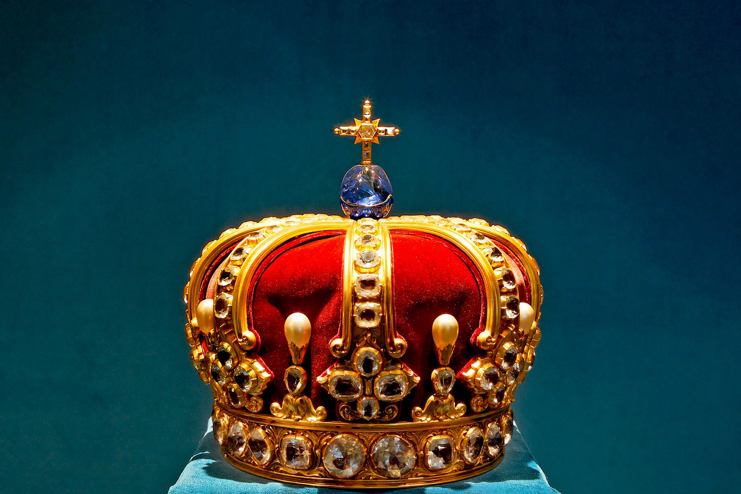 Preussische Koenigs Krone