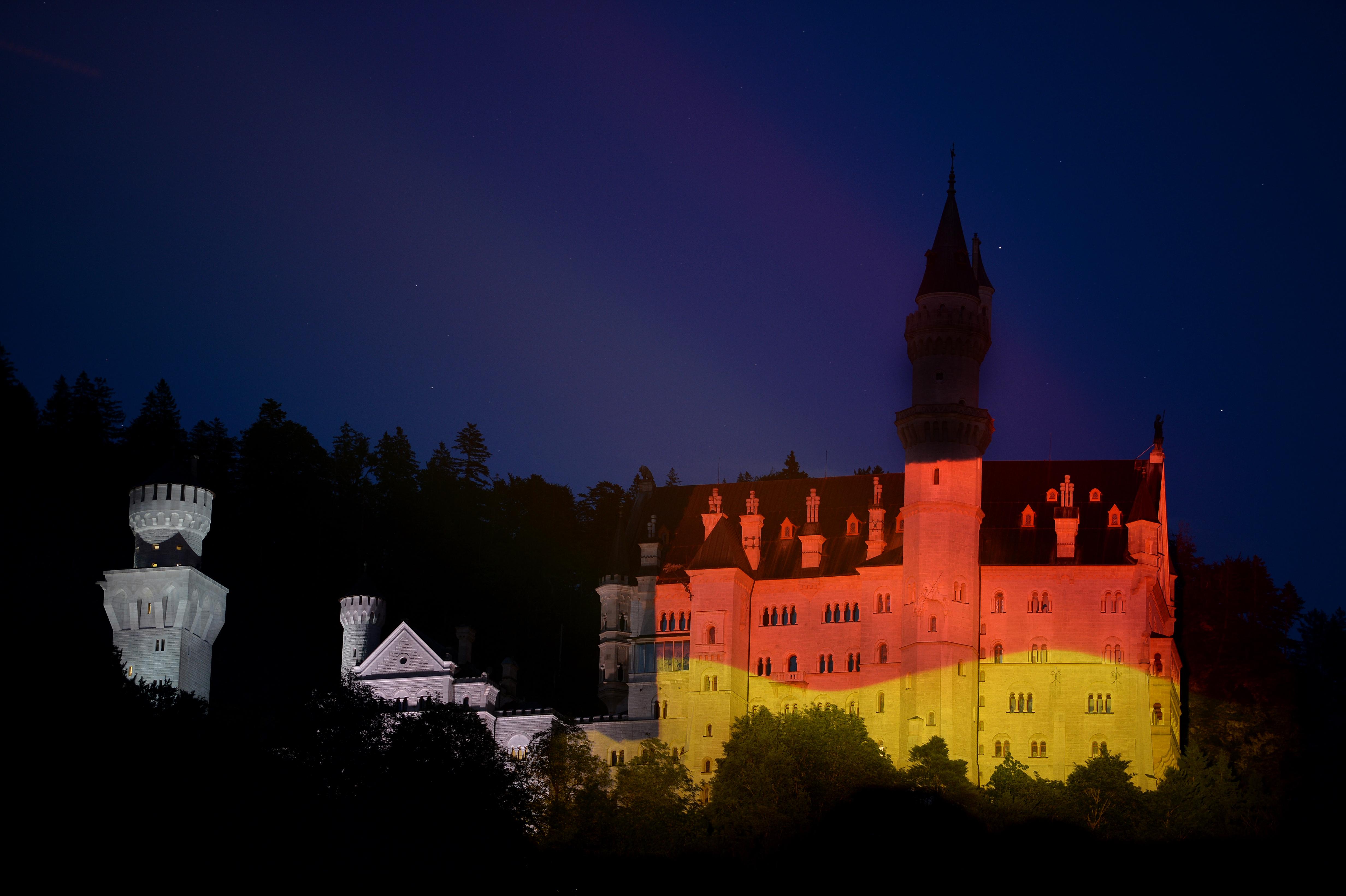 Neuschwanstein Deutschland