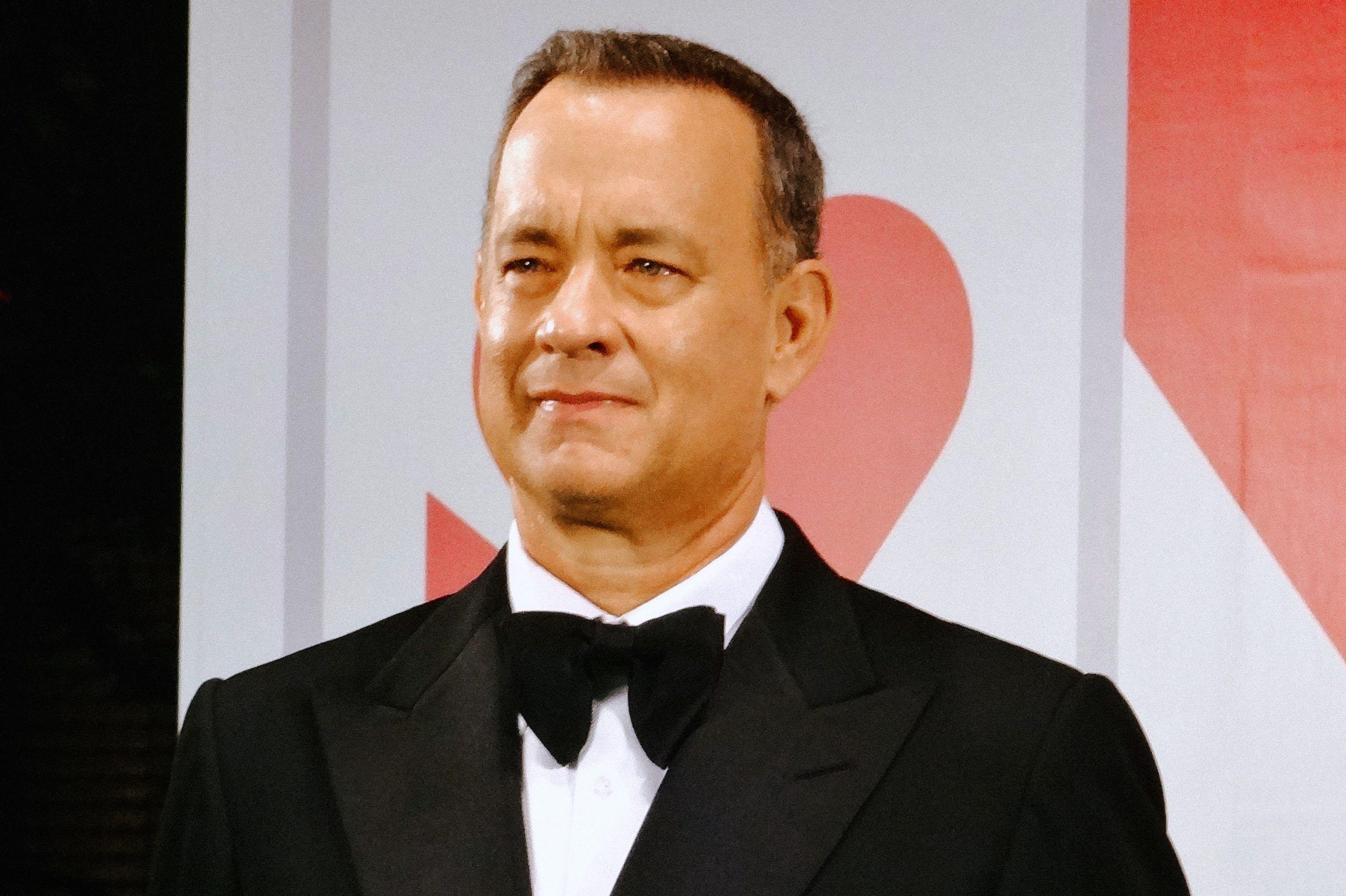 Tom Hanks 2013 in Tokyo