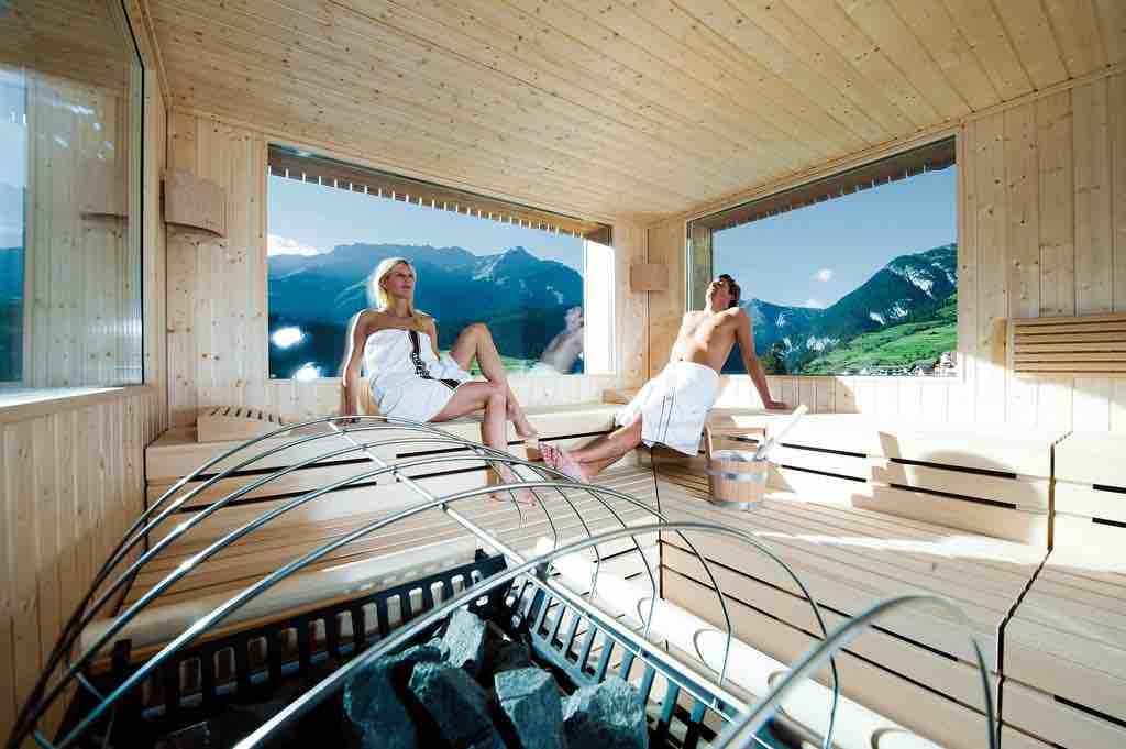 Tirol Sauna