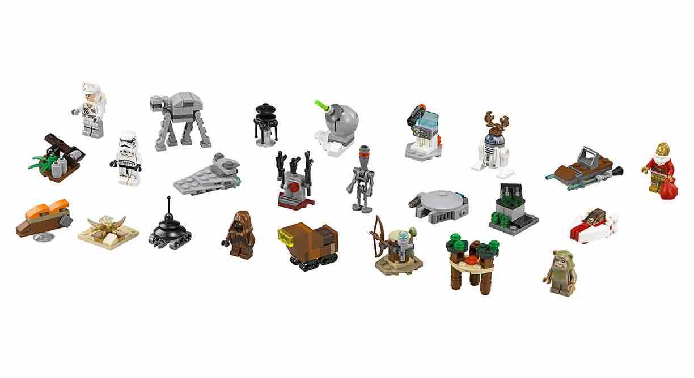 Adventskalender Star Wars Details