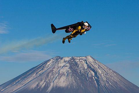 Jetman Fuji