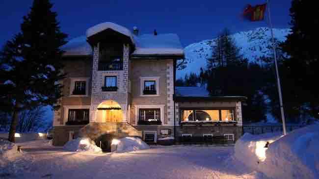 Hotel in Graubuenden