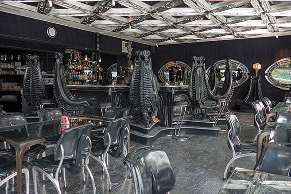 HR Giger Bar Chur