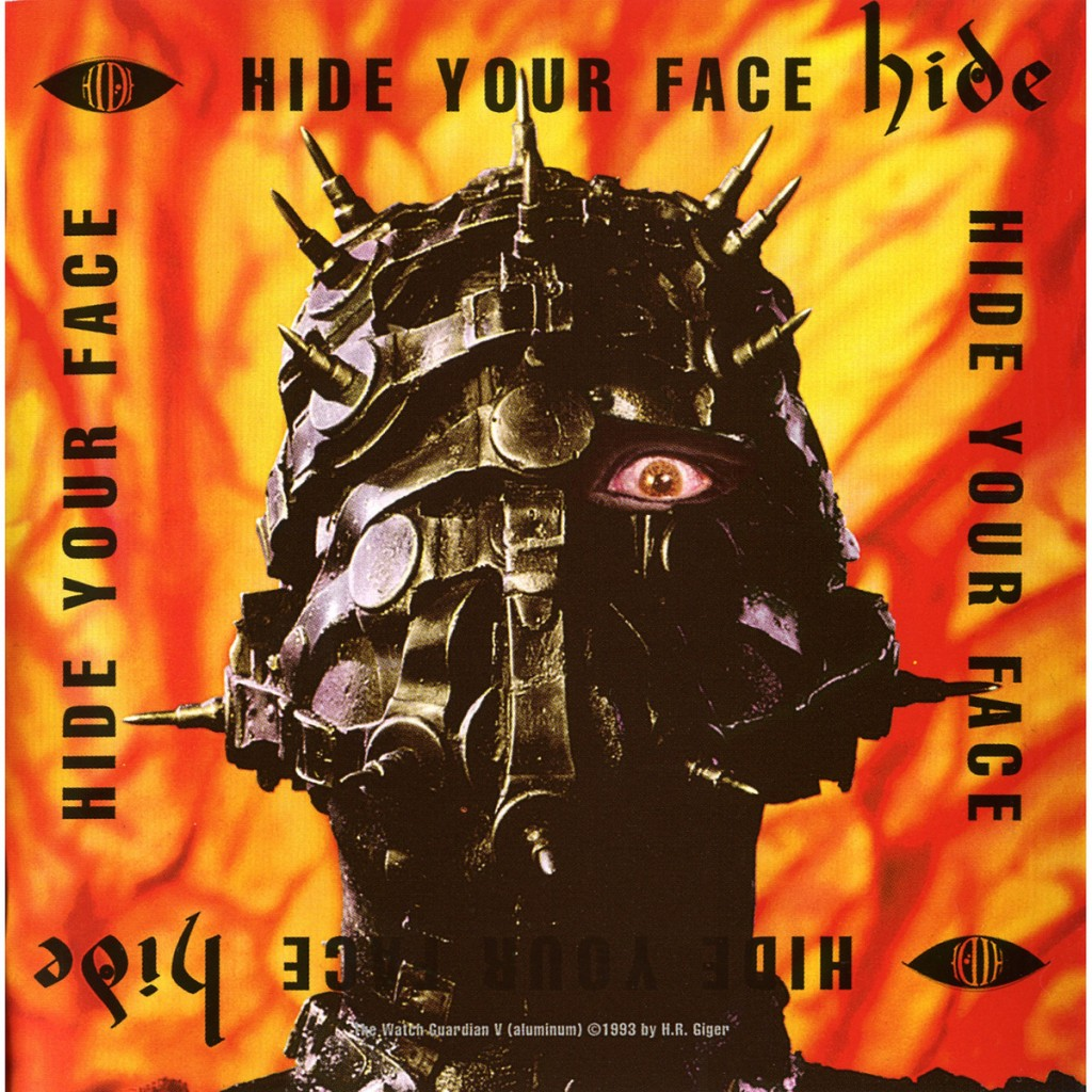 HR Giger Hide Your Face