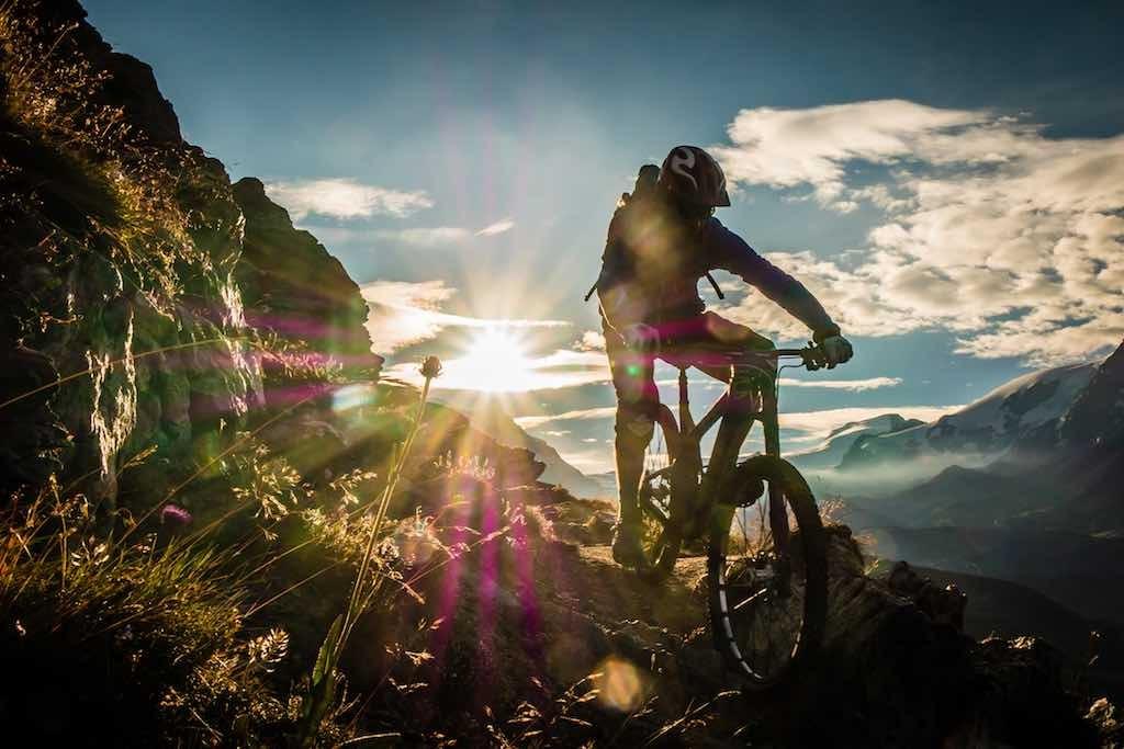 Zermatt Biken