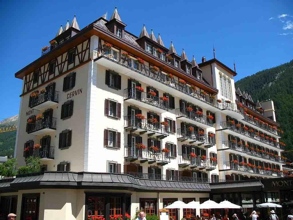Zermatt Mont Cervine Hotel