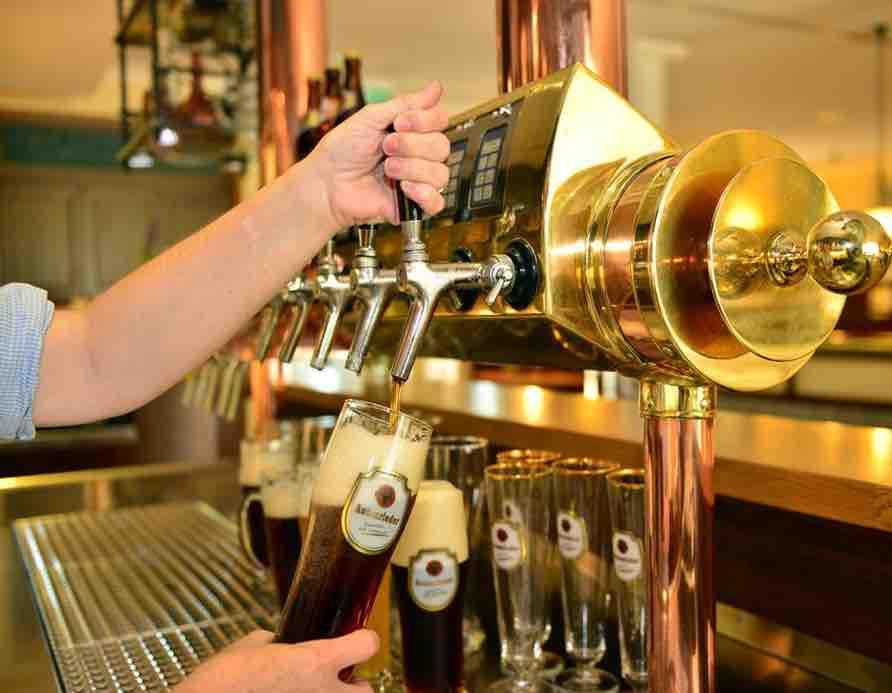 Brauerei-Gasthoefe Zapfhahn