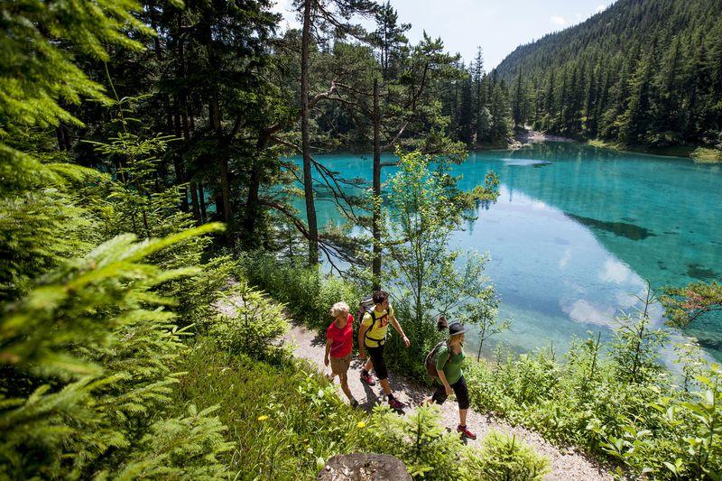 160329 Green Lake Steiermark Tourismus