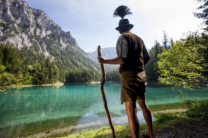 160329 Green Lake Wanderer