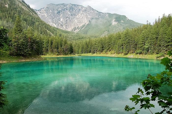 160329 Green Lake komplett mit Bergen neu