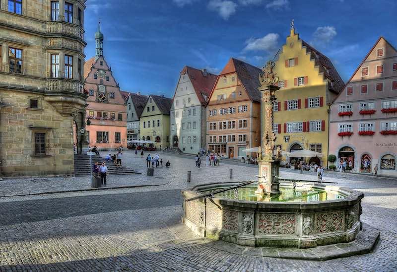 160415 Rothenburg Marktplatz small