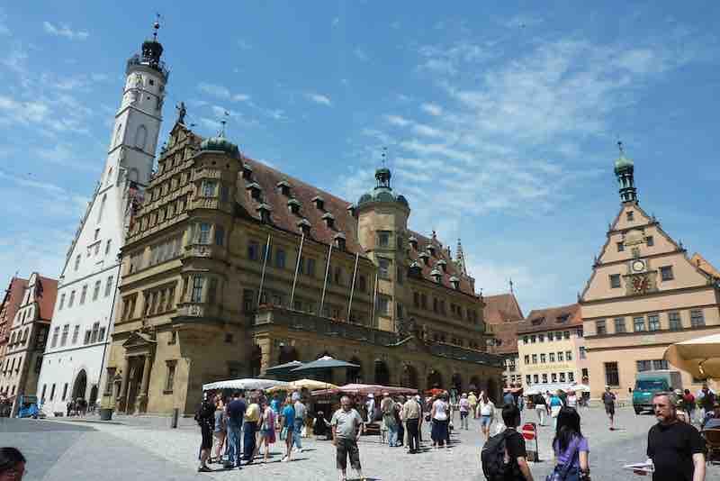 160415 Rothenburg Rathaus small