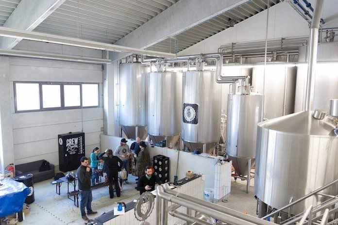 500 Jahre Crew Republic Brauerei