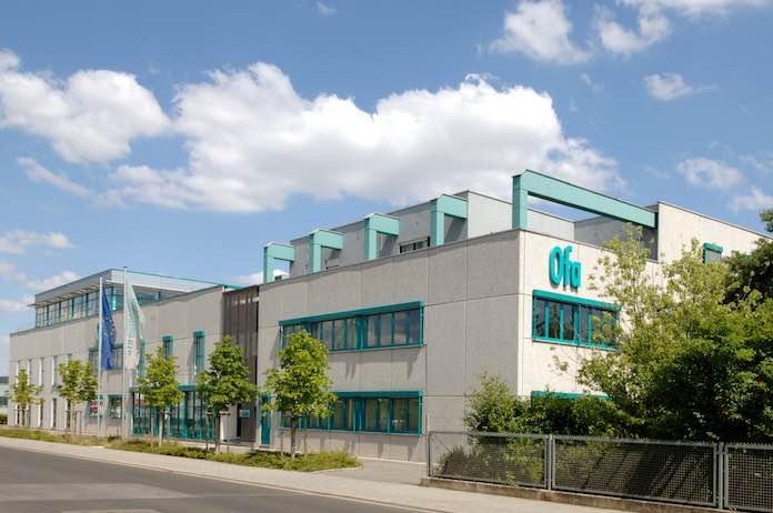 ドイツのバイエルン州バンベルク市にあるオファー社の本社