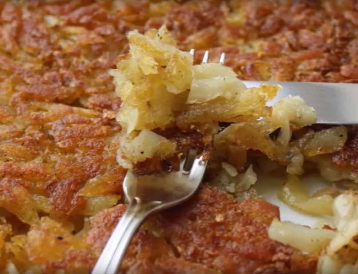 スイスの国民食レシュティを知っていますか?