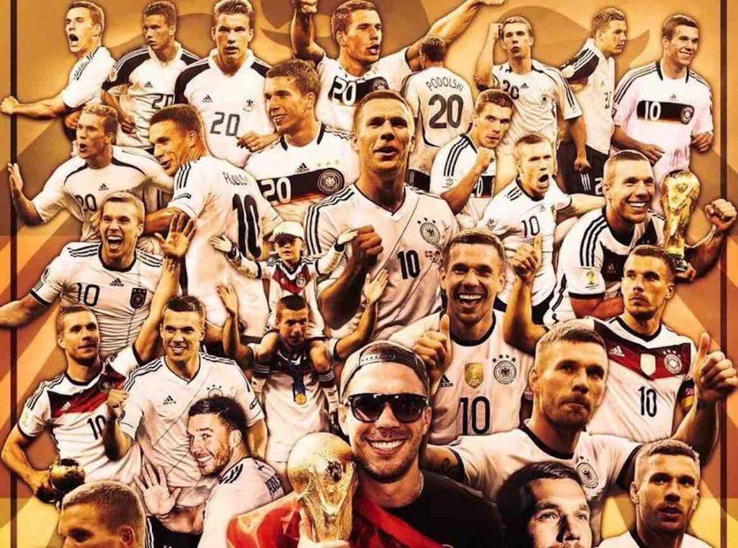 出典: Facebook/Lukas Podolski